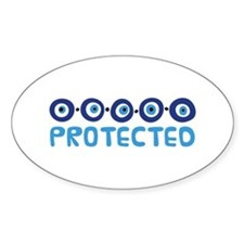 Protected Bumper Stickers