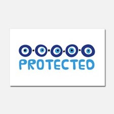 Protected Car Magnet 20 x 12