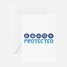 Protected Greeting Cards