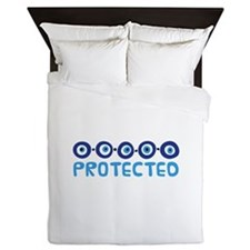 Protected Queen Duvet