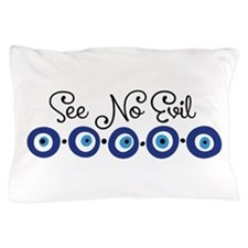 See No Evil Pillow Case