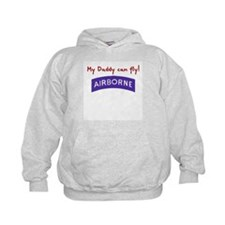 """""""Daddy can fly"""" Hoodie"""