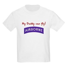 """""""Daddy can fly"""" T-Shirt"""