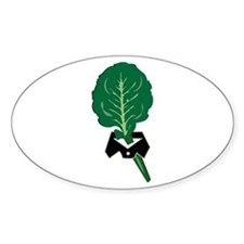 Collared Greens Decal