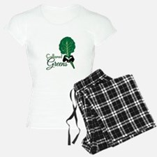 Collared Greens Pajamas