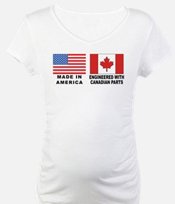 Engineered With Canadian Parts Shirt