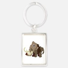 Mammoth Animal Keychains