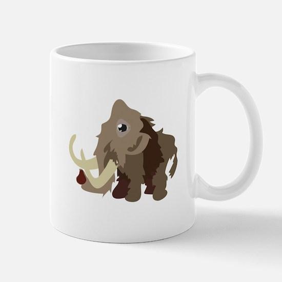 Mammoth Animal Mugs