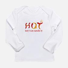Hot But... Long Sleeve T-Shirt
