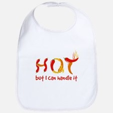 Hot But... Bib