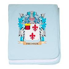 Cute Fredrick baby blanket