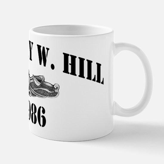 USS HARRY W. HILL Mug
