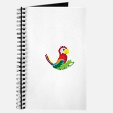 Paradise Parrot Journal