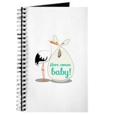 Baby Announcement Journal