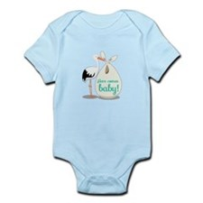 Baby Announcement Body Suit