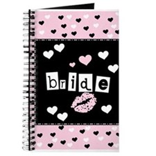 Hearts Bride Journal