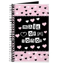 Hearts Maid of Honor Journal