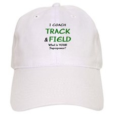 track & field Baseball Cap