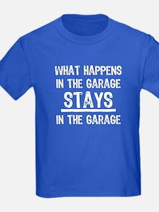 Stays In The Garage T