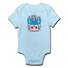 Freiberg Coat of Arms - Family Crest Body Suit