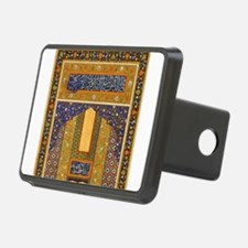 Vintage Islamic art Hitch Cover