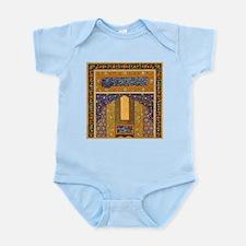 Vintage Islamic art Body Suit