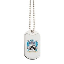 Cute Frenchmans Dog Tags