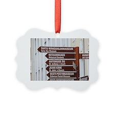 Southeastern Estonia Ornament