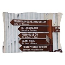Southeastern Estonia Pillow Case