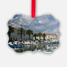 SPLIT. City View / SPLIT harbor / Ornament