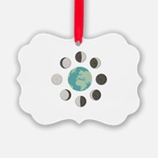 Moon Phases Ornament