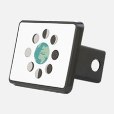 Moon Phases Hitch Cover