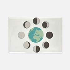Moon Phases Magnets