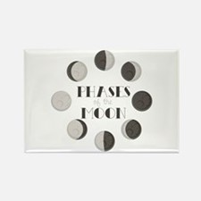 Phases of the Moon Magnets