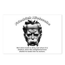 Friedrich Nietzsche 03 Postcards (Package of 8)