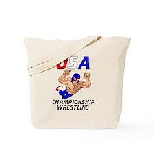 USACW Tote Bag