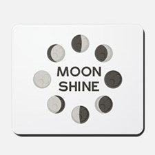 Moon Shine Mousepad