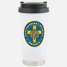 Swedish Medallion Travel Mug