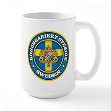 Swedish Medallion Mugs
