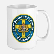 Swedish Medallion Mugs