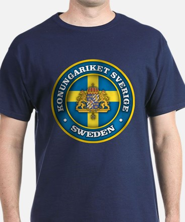 Swedish Medallion T-Shirt