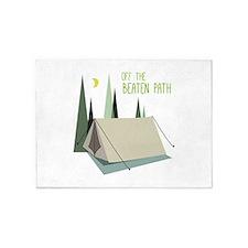 Off the Beaten Path 5'x7'Area Rug