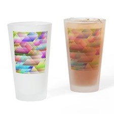 Blurred vision Drinking Glass