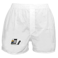 End of the Day Boxer Shorts