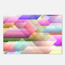 Blurred vision Postcards (Package of 8)