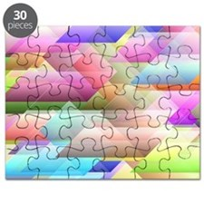 Blurred vision Puzzle