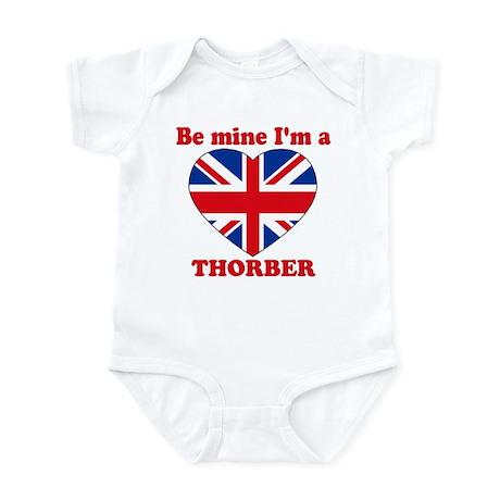 Thorber, Valentine's Day Infant Bodysuit