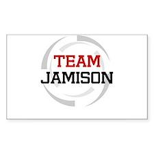 Jamison Rectangle Decal