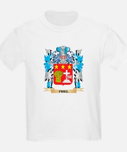 Friel Coat of Arms - Family Crest T-Shirt