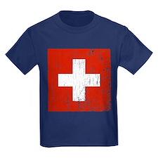 Vintage Switzerland T
